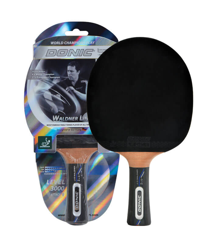 DONIC Ρακέτα Ping Pong Waldner Level 3000