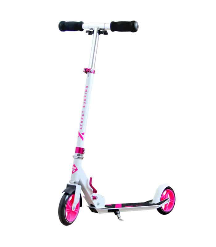 Πατίνι Δρόμου Urban Scooter X145 STREET SURFING Ροζ
