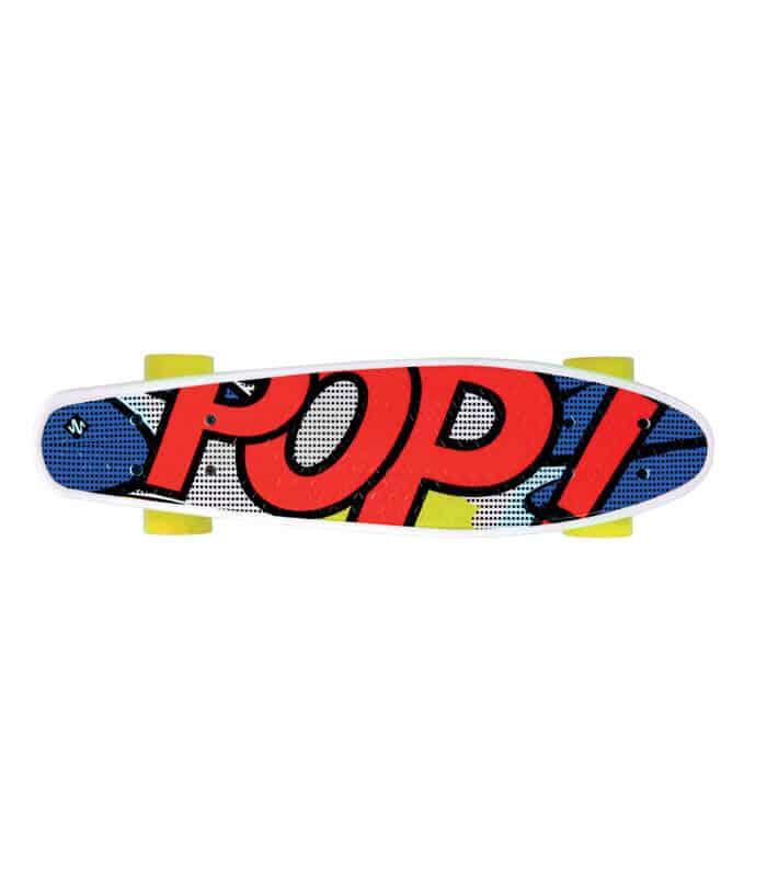 """Πατίνι Skateboard Penny Pop Popsi Blue 21.6"""" STREET SURFING"""