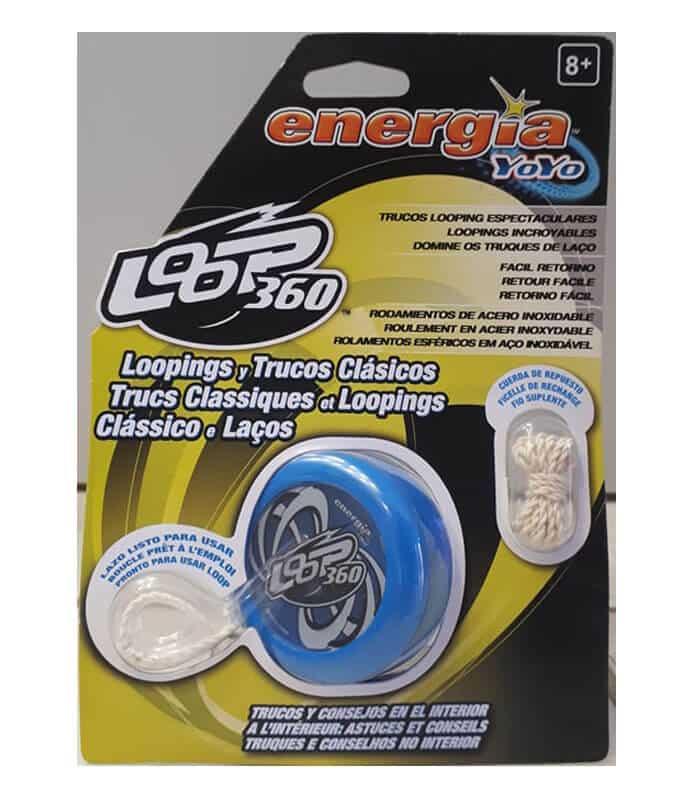 YOYO Energia Υο-Υο Loop 360° YoYo Factory Μπλε