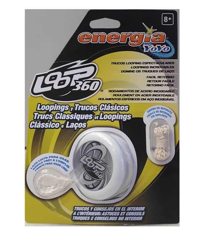 YOYO Energia Υο-Υο Loop 360° YoYo Factory Άσπρο
