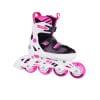 Roller Skates Παιδικά In-Line GOKID Girl Ρυθμιζόμενο TEMPISH Ροζ