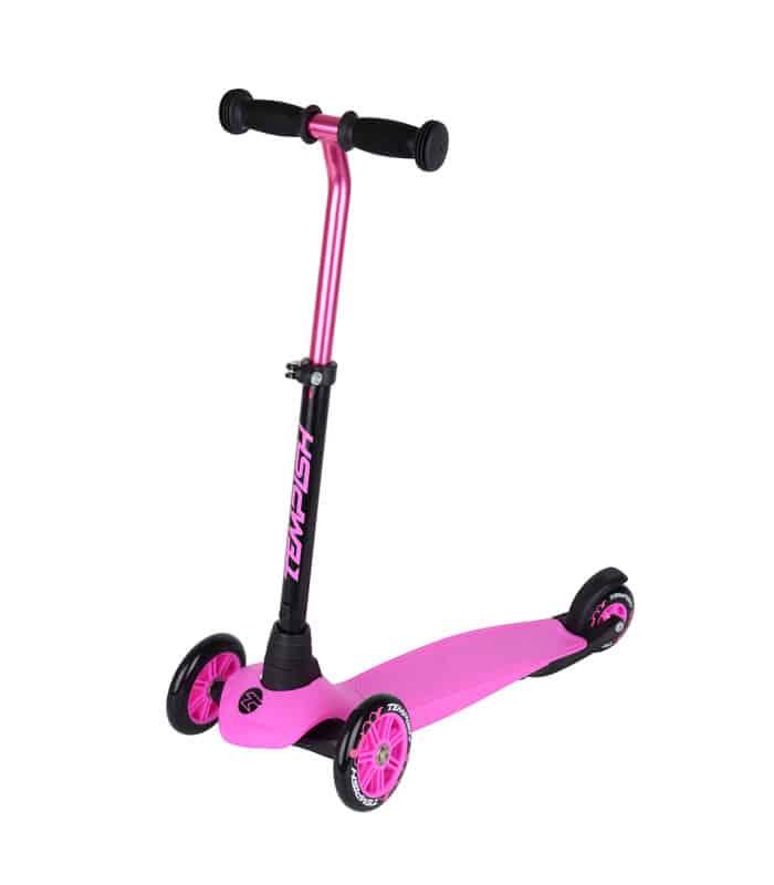 Πατίνι Παιδικό Τρίτροχο TRISCOO Scooter TEMPISH Ροζ