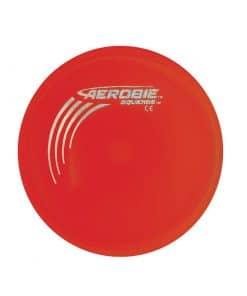 """Δίσκος Frisbee """"SQUIDGIE"""" 20cm AEROBIE Κόκκινο"""