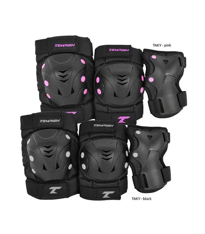 Προστατευτικό Σετ Για Skate Και Roller TAKY TEMPISH Ροζ