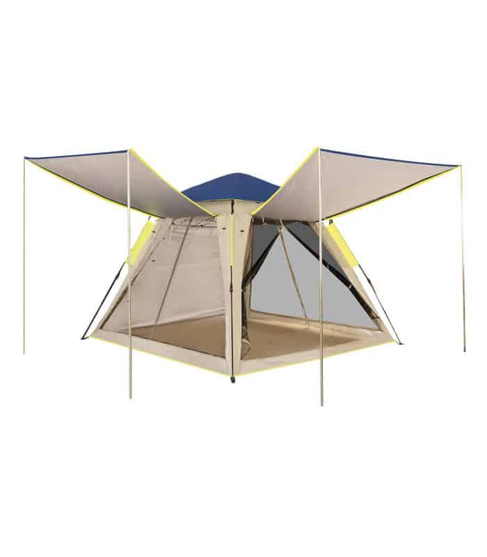 Σκήνη Camping Keumer Breeze Αυτόματη 3 Ατόμων