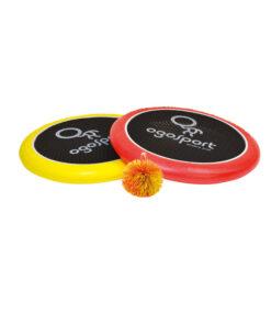 Παιχνίδι OGO Sport Set Throw/Catch/Bounce Κόκκινο/Κίτρινο