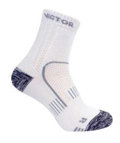 Αθλητικές Κάλτσες VICTOR SK- Ripple Pack x 2 Άσπρο