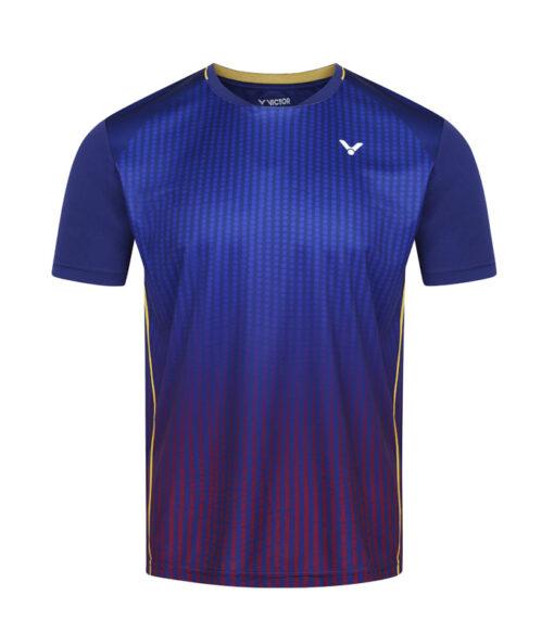 Αθλητικό Μπλουζάκι Unisex VICTOR Τ-13101 Β Μωβ