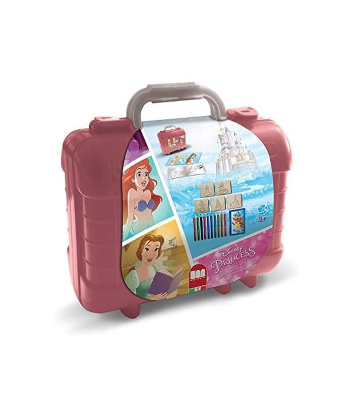 Βαλιτσάκι σετ με είδη ζωγραφικής Princess Travel Disney