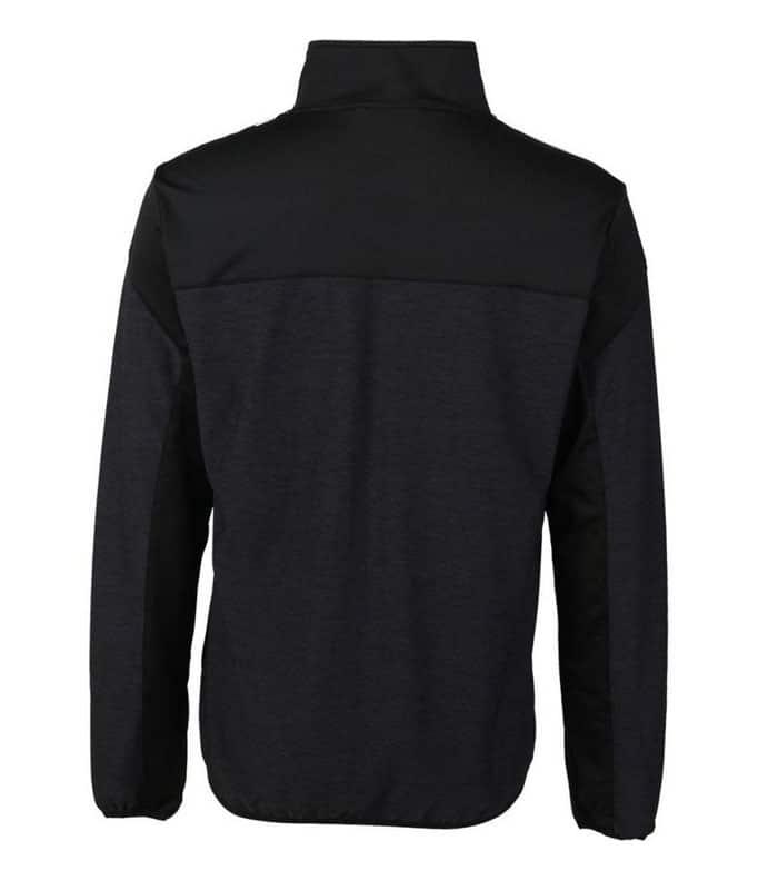 Αθλητική Ζακέτα Unisex Forza Μαύρη Jacket Black
